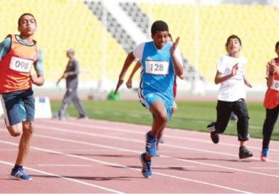 Coronation for athletics in SOP