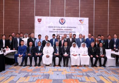 The State of Qatar obtains membership in Executive Committee of Asian School Sport Federation
