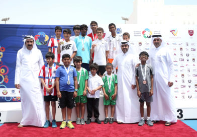 Curtains come down on Tennis competitions at SOP