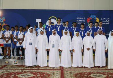 Schools Olympic Program 2018-2019 concludes