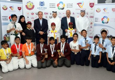 اختتام منافسات الشطرنج في النسخة ال ١٢ من البرنامج الأولمبي