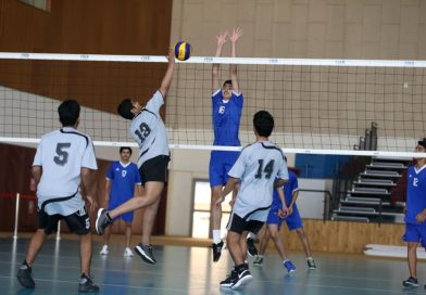 SOP Volleyball and Basketball competitions continue in style