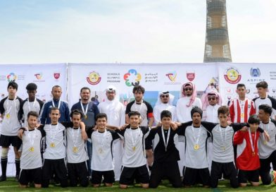 Palestinian School win SOP Private Secondary Schools Football Cup