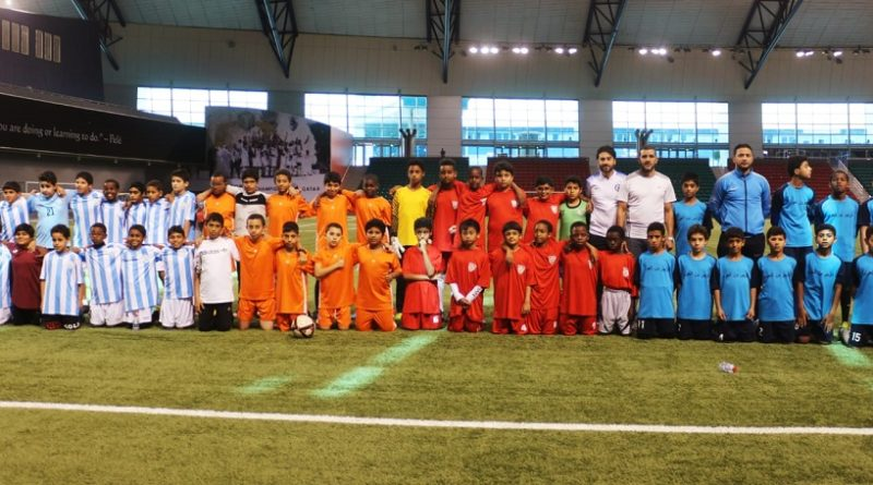 SOP football competitions for primary schools enter final stage