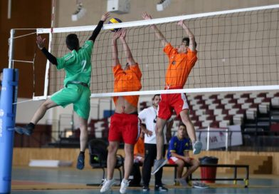 Victorious schools reach SOP volleyball Final